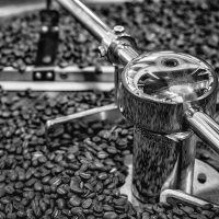 Kru Coffee Beans Cooling BW (1 of 1)