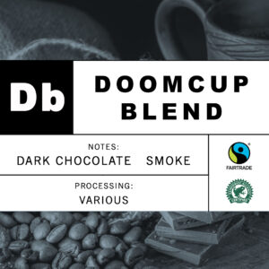 Doomcup Coffee - Kru Coffee Saratoga